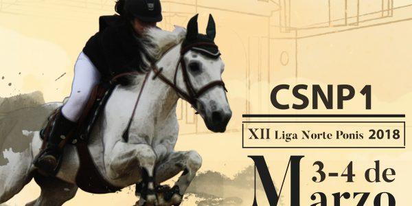 CSNP1 Concurso Nacional de Salto con Ponis y Caballos