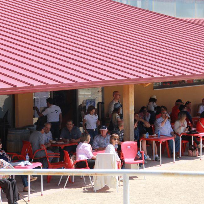 Cafetería-Barbacoa